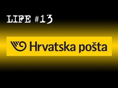 LIFE #13 Hrvatska pošta