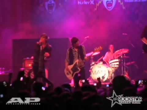 Music - Rockstar Energy Drink - Alternative Press Tour Los Angeles
