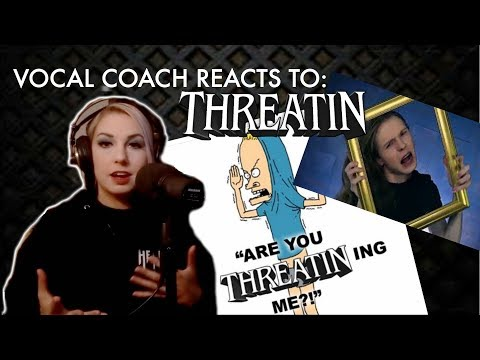 Vocal Coach Reacts to the controversial band THREATIN Mp3