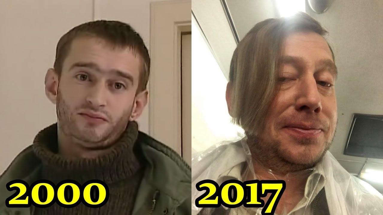 """Как изменились актёры сериала """"Убойная Сила"""" (Тогда и сейчас)"""