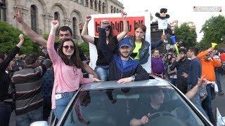 Համազգային տոնախմբություն Երևանում