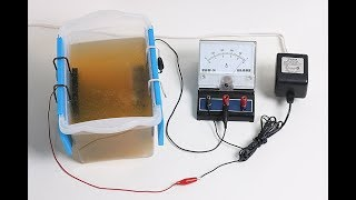 التحكم في سرعة المحركات الكهربائية بالماء المالح