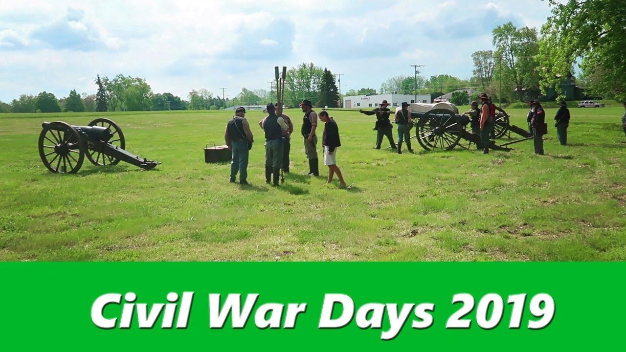 Civil War Days 2019| Full Time Rv Family