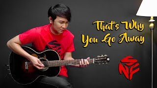 Baixar That's Why You Go Away - Nathan Fingerstyle Guitar Cover