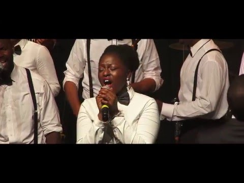 Chorale gospel VOICE2GETHER - NEVER WOULD HAVE MADE IT (Marvin Sapp cover) Live à Arcueil Juin 2015