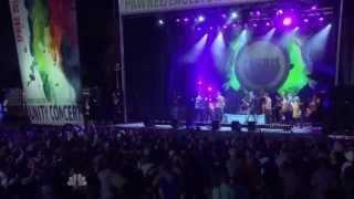 Parks And Rec Unity Concert - Lil Sebastian