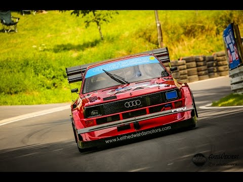 Audi Quattro S1 Pikes Peak - Keith Edwards - Osnabrücker Bergrennen 2014
