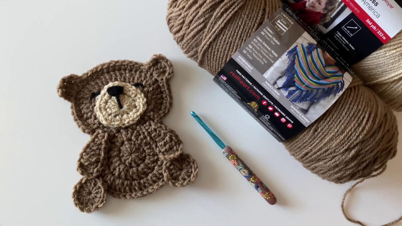 Crochet Baby Dress Teddy bear motif crochet baby dress pattern ...   720x1280