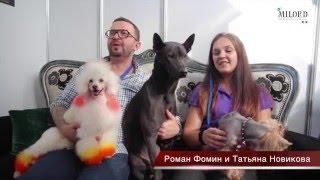 Роман Фомин и Татьяна Новикова. Груминг мастеркласс.