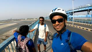 Cycling tour Ganga Barage || Adventure sports club IIT Kanpur