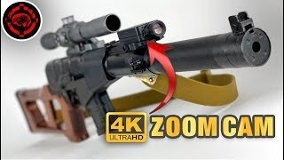 This Will Change Airsoft Gameplays | 4k Zoom Camera + New Mount