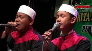 Khudzuni Al Munsyidin Pekalongan vokal Tio Apung Iqbal Faruq