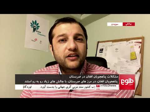 MEHWAR: Afghan Refugees' Situation in Serbia Discussed