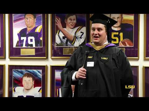 What Forever LSU Means To MBA Grad  | LSU Online