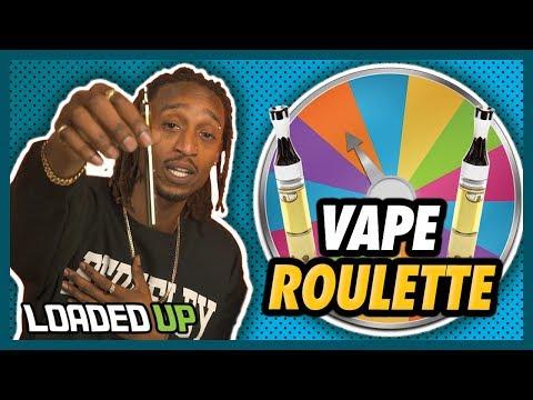 Kushy Punch Vape Roulette Challenge