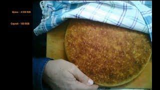 Пеку хлеб по старинному рецепту