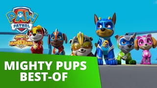PAW Patrol  Mighty Pups Best-Of  PAW Patrol Official amp Friends