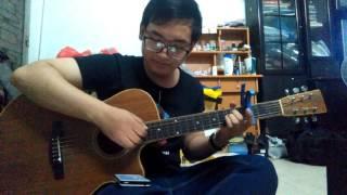 Tuyết hồng-  cover guitar
