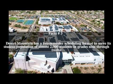 Desert Mountain High School Top # 6 Facts