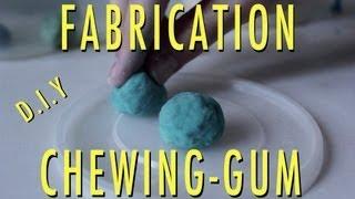 Dr Nozman - Expèrience - Fabrication de Chewing-gum !
