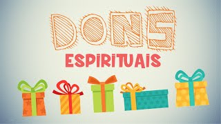 EBD infantojuvenil - Os dons espirituais - Pr. Filipe Barbosa - Episódio 26