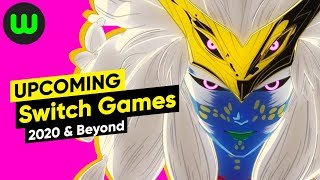 Top 25 Upcoming Switch Games of 2020, 2021, and Beyond