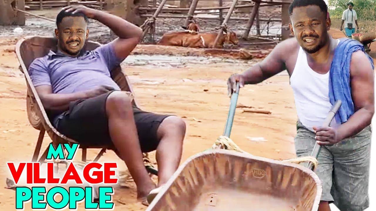 Download My Village People Complete Season - Zubby Michael 2021 Trending Nigerian Movie
