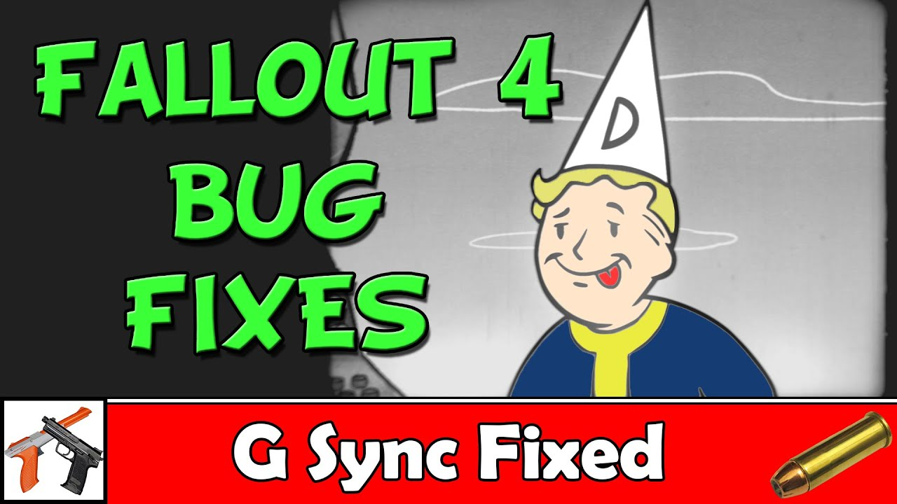 Fallout 4 PC: How To Fix G Sync, Crashing to Desktop, and Flickering in FO4