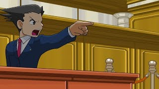 Ace Attorney Compilation(ProZD Animated)
