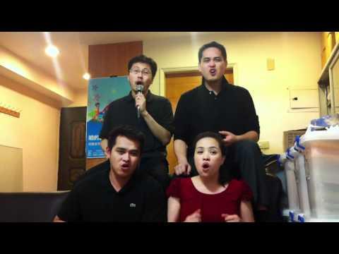 北京草莓音樂節 阿卡貝拉舞台 宣傳短片 - 歐開合唱團