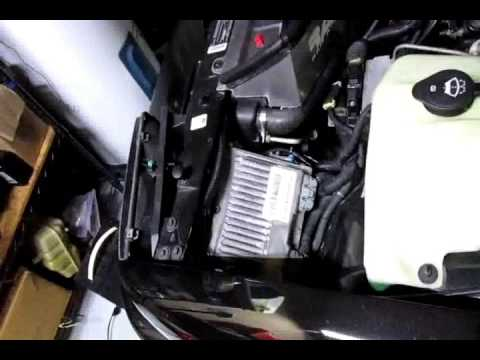 How To Reflash Ecm Ecu Lt1 Pcm Re Flash Re Program Youtube