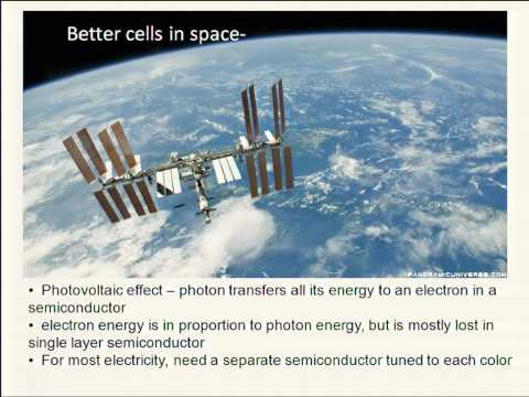 Roger Angel: A New Job for Telescopes: Making Solar Electricity