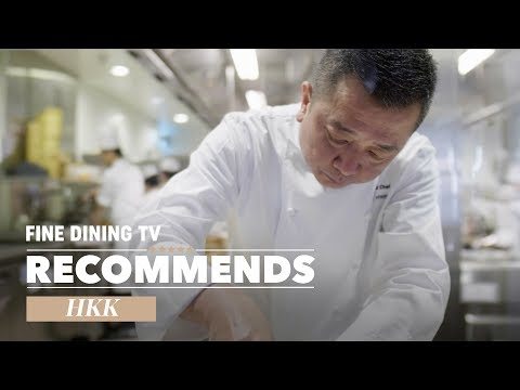 Michelin Star Chinese At HKK, Best Restaurants In London