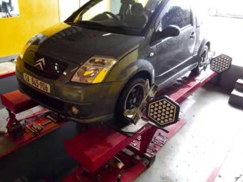 Creative Car Spa Accessories Wheel Alignment Cleaning Car Wash