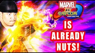 MARVEL INFINITE IS ALREADY NUTS (Prerelease Combo, Hype and Discovery Compilation) (PS4 Xbox One PC)