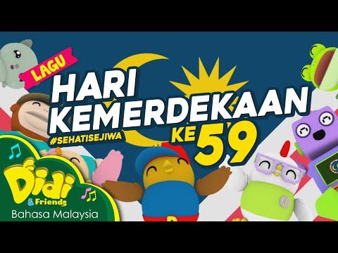 Didi & Friends   Lagu Merdeka 2016 #sehatisejiwa