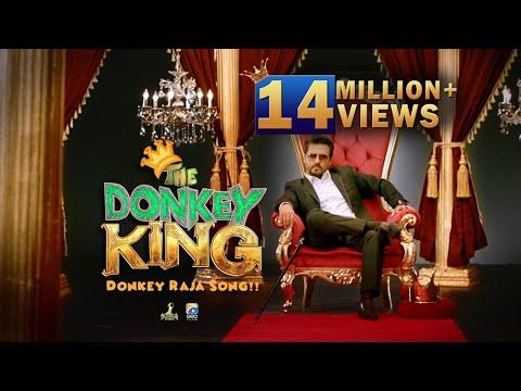 The Donkey King - Donkey Raja Remix | HD