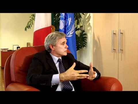 NHK, Japan broadcasting - The italian position on the Security Council Reform (1)