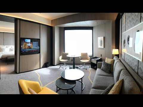 ANA InterContinental Tokyo, King Bed Club InterContinental Executive Suite (2018 Renovated)