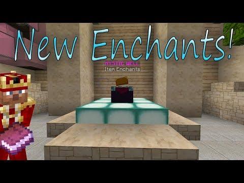 Custom Enchants! - Hypixel