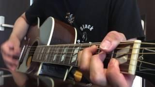 斉藤和義「表参道」を弾き語りでカバーしました。 使用ギター:Gibson J-18...