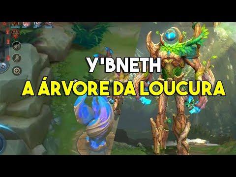 Y'bneth: A árvore da loucura - Arena of Valor