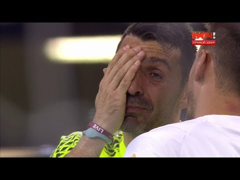 Gianluigi Buffon vs Real Madrid (UCL Final) 16-17 HD 1080i (03/06/2017)