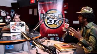Rosenberg disses Trinidad James video and teeth on Hot 97