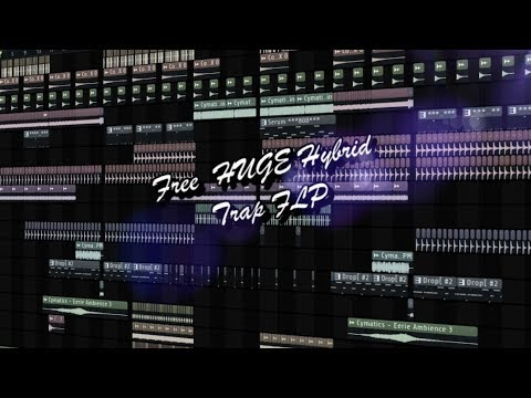 Free Huge Hybrid Trap FLP #3 | By Zombie Kill3r |