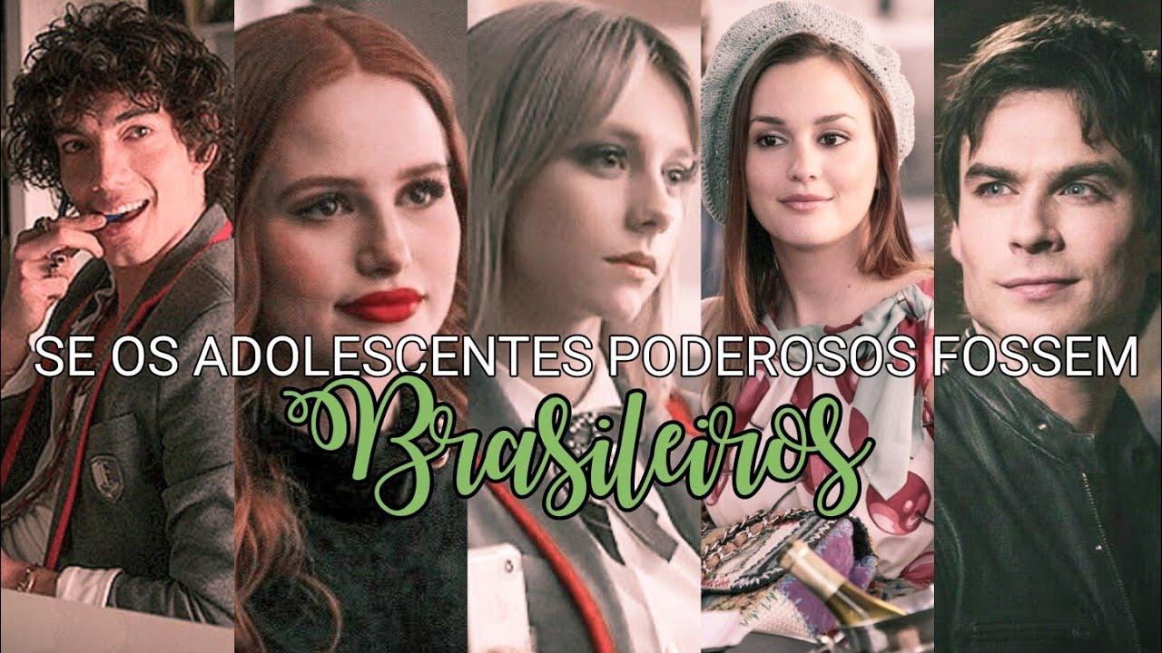SE OS ADOLESCENTES PODEROSOS (RICOS) FOSSEM BR #1//FEAT