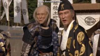 【大坂の陣】 豊臣方武将の討死シーン