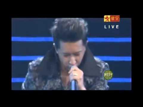 [VIDEO]130418 HanGeng 17th Chinese Music Award -Opening Show- Clown Mask