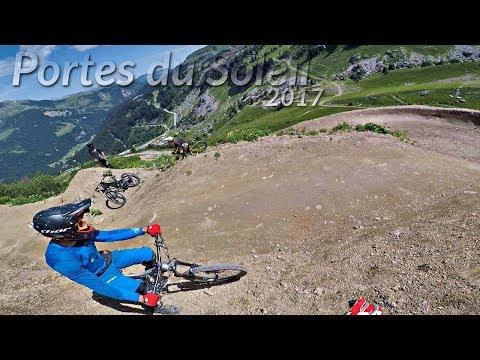 Overwhelmed by the VINK LINE - Châtel Bikepark vlog PdS#07 -subtitled-