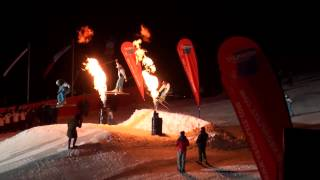 FIRE & ICE Skishow | Gassl
